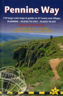Pennine Way : Edale to Kirk Yetholm, Paperback Book