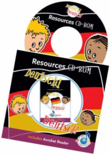 The Language Factory : Deutsch! Deutsch! - Resources CD-Rom, Mixed media product Book