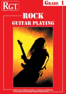 RGT Rock Guitar Playing - Grade One, Paperback / softback Book