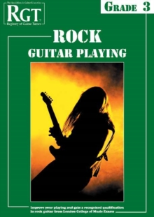RGT Rock Guitar Playing - Grade Three, Paperback Book