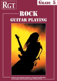 RGT Rock Guitar Playing - Grade Five, Paperback Book