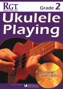 Rgt Grade Two Ukulele Playing, Paperback Book