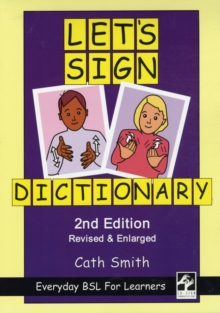Let's Sign Dictionary: Everyday BSL for Learners, Paperback Book