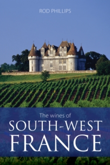 The wines of south-west France, Paperback / softback Book