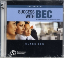 Success with BEC Preliminary - Audio CD, CD-ROM Book