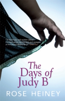 The Days of Judy B, Paperback / softback Book