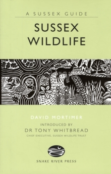 Sussex Wildlife, Hardback Book
