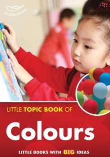 Little Topic Book of Colours, Paperback / softback Book