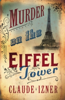 Murder on the Eiffel Tower, Paperback Book