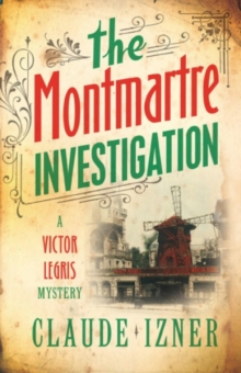 The Montmartre Investigation, Paperback Book