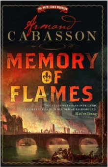 Memory of Flames: a Quentin Margont Investigation, Paperback / softback Book