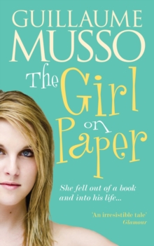 The Girl on Paper, Paperback Book