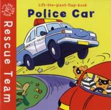 Police Car, Paperback / softback Book
