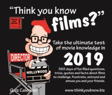 Think You Know Films B 2019, Paperback Book