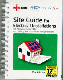NICEIC 5617 SITE GUIDE BS76713RD AMD, Spiral bound Book