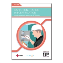 NICEIC INSPECTION TESTING & CERTIFICATIO, Spiral bound Book