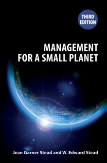 Management for a Small Planet : Third Edition, Paperback / softback Book