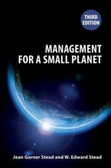 Management for a Small Planet : Third Edition, Hardback Book