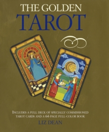 The Golden Tarot, Mixed media product Book