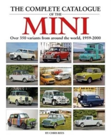 The Complete Catalogue of the Mini, Hardback Book