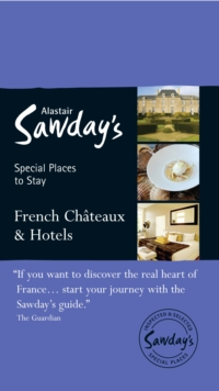 French Chateaux & Hotels, Paperback Book