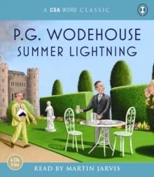 Summer Lightning, CD-Audio Book