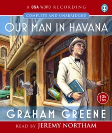Our Man in Havana, CD-Audio Book