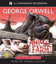Animal Farm, CD-Audio Book
