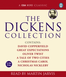 The Dickens Collection, CD-Audio Book