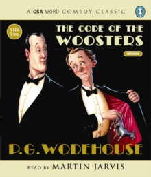 The Code of the Woosters, CD-Audio Book