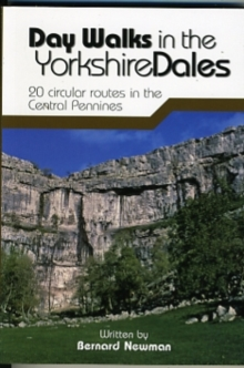 Day Walks in the Yorkshire Dales : 20 Circular Routes in the Central Pennines, Paperback Book