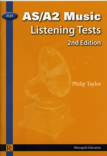 AQA AS/A2 Music Listening Tests : AQA, Paperback Book