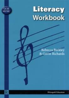GCSE Music Literacy Workbook, Paperback Book
