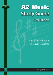 OCR A2 Music Study Guide, Paperback Book