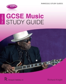 AQA GCSE Music Study Guide, Paperback Book