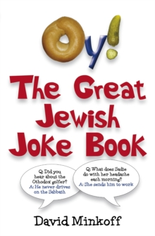 Oy! : The Great Jewish Joke Book, Paperback Book
