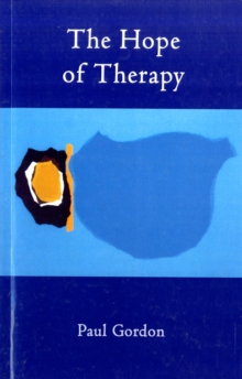 The Hope of Therapy, Paperback Book
