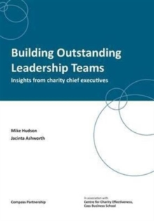 Building Outstanding Leadership Teams, Paperback / softback Book