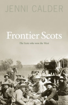 Frontier Scots, Paperback / softback Book