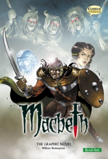Macbeth the Graphic Novel : Quick Text, Paperback Book