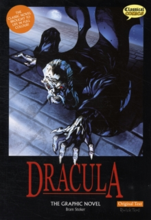 Dracula The Graphic Novel Original Text, Paperback Book