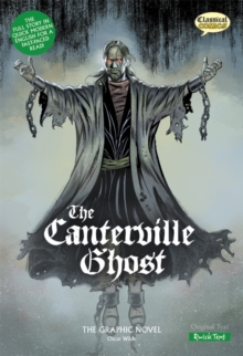 The Canterville Ghost : The Graphic Novel Quick Text, Paperback / softback Book