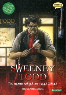 Sweeney Todd the Graphic Novel Quick Text : The Demon Barber of Fleet Street, Paperback Book