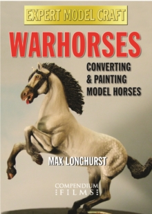 Warhorses - Modeling the Horse in War, Other merchandise Book