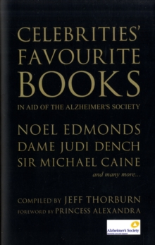 Celebrities' Favourite Books : In Aid of the Alzheimer's Society, Hardback Book