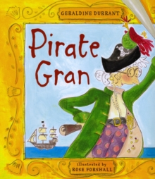Pirate Gran, Paperback Book