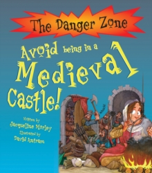 Avoid Being in a Medieval Castle!, Paperback Book