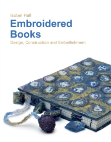 Embroidered Books, Hardback Book