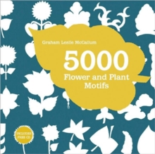 5000 Flower and Plant Motifs, Paperback / softback Book