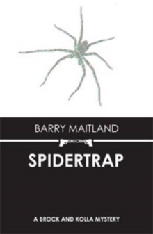Spider Trap, Paperback Book